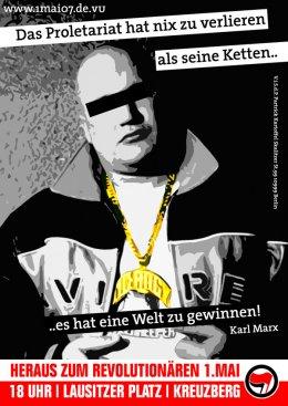 1 mai 2007 berlin: