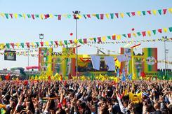 Newroz Symbolbild